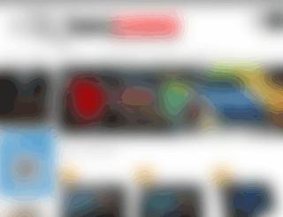 gudangaudiomobil.co.id screenshot
