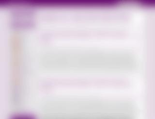 silviafox.com screenshot
