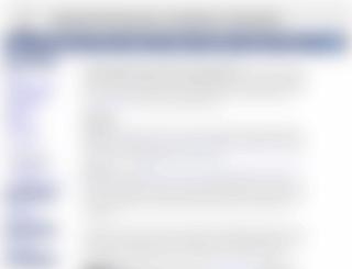 spec.org screenshot