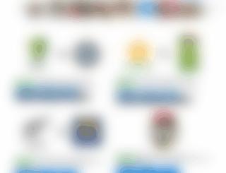 webcric.be screenshot