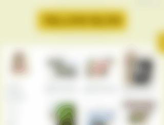 yellowblog.storenvy.com screenshot