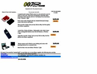 007cctv.com screenshot
