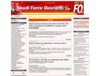01.fo-snudi.fr screenshot