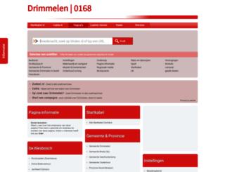 0168-drimmelen.startkabel.nl screenshot