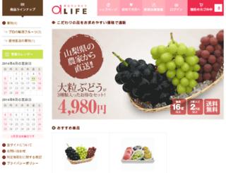 01life.jp screenshot