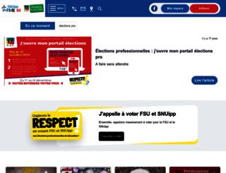 02.snuipp.fr screenshot