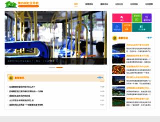028town.com screenshot