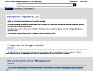 0440311z.esidoc.fr screenshot