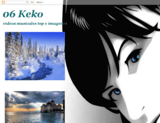 06keko.blogspot.com screenshot
