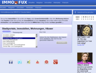 0800-immofux.com screenshot