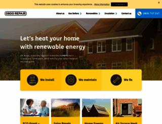 0800repair.com screenshot