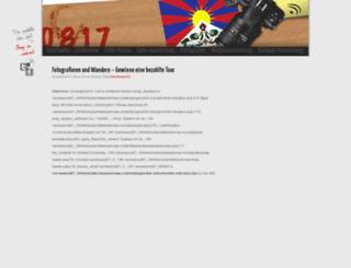 0817.de screenshot