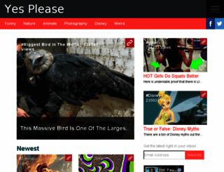 0hyeah.com screenshot