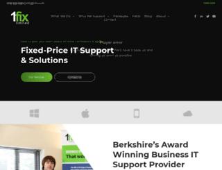 1-fix.com screenshot
