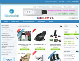 1-zdravi-a-krasa.elektrocoleti.cz screenshot