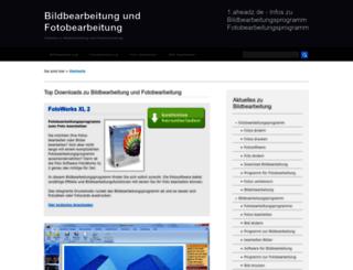 1.aheadz.de screenshot