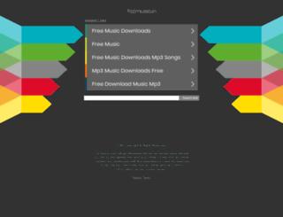 1.fazmusic.in screenshot