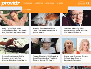 1.providr.com screenshot