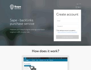 1.sape.ru screenshot