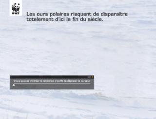10000defenseurs.wwf.fr screenshot