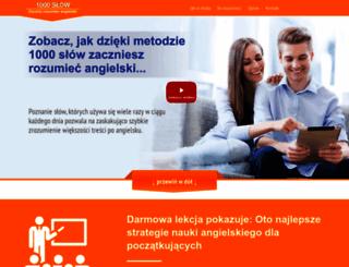 1000slow.pl screenshot