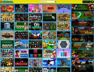 1001games.fr screenshot