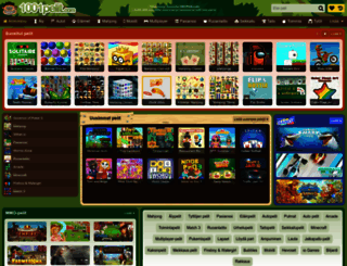 1001pelit.com screenshot