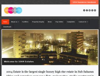 1004estates.org screenshot