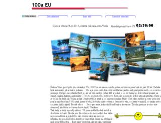 100a.eu screenshot