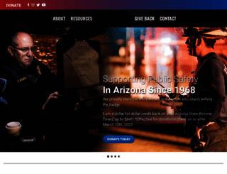 100club.org screenshot