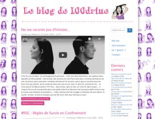 100drine.be screenshot