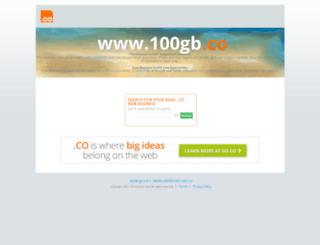 100gb.co screenshot