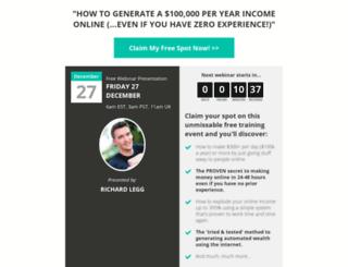 100kapprentice.com screenshot