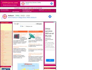 100mejores.com screenshot