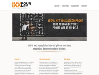 100p100.net screenshot