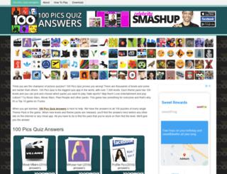 100picsquizanswers.net screenshot