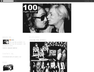 100sugarhiccups.blogspot.com screenshot