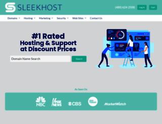 100webhosting.com screenshot