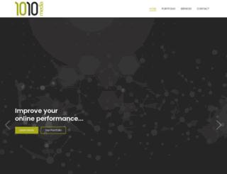 1010media.co.uk screenshot
