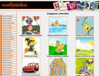 101dibujosinfantiles.com screenshot