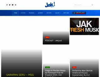101jakfm.com screenshot
