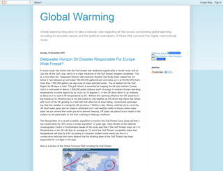 101realglobalwarmingfacts.blogspot.com screenshot