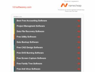 101softwarery.com screenshot
