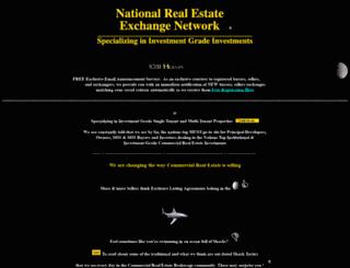1031commercialproperties.com screenshot