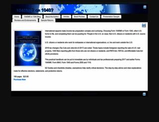 1040nror1040.com screenshot