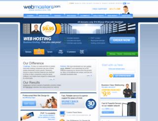 107.webmasters.com screenshot