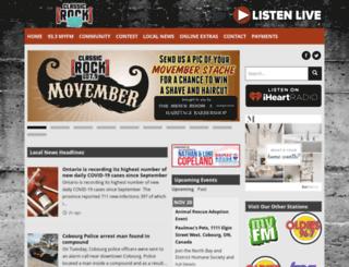 1079thebreeze.com screenshot