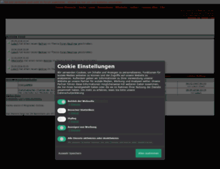 109478.homepagemodules.de screenshot