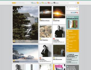 109architectes.com screenshot