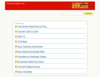 10awesomedollars.com screenshot